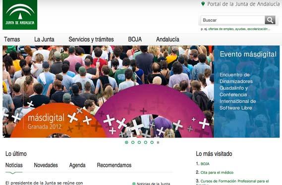 portal juntadeandalucia.es